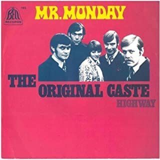 Original Caste, The - Mr. Monday / Highway - Bell Records - BELL 192