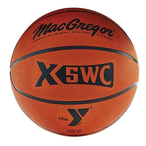 MacGregor X5WC Intermediate Basketball w/YMCA Logo