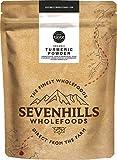 Sevenhills Wholefoods Organic Turmeric (Curcumin) Powder 500g