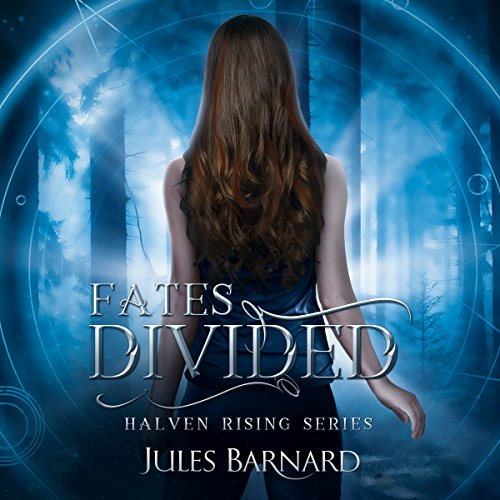 Fates Divided audiobook cover art