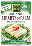 Native Forest Organic Hearts of Palm, 7.7 Ounce (Pack of 12)