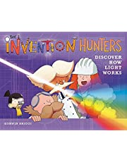 The Invention Hunters Discover How Light Works: 3