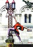 Kalender 2019 - Leidenschaft für den Tanz: DIN A5, 1 Woche auf 2 Seiten, Platz für Adressen und Notizen