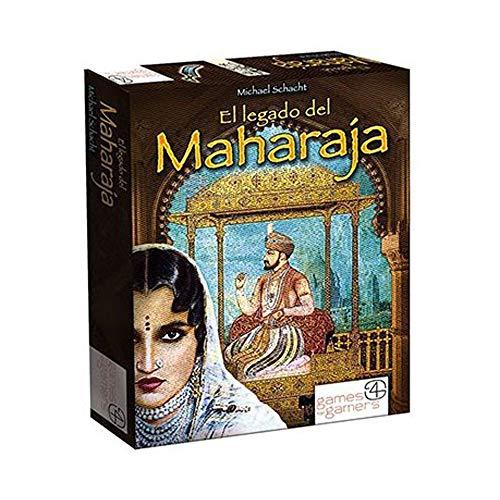 Games 4 Gamers Legado del Maharaja, Multicolor 4 Gamers GFGG4GMA001