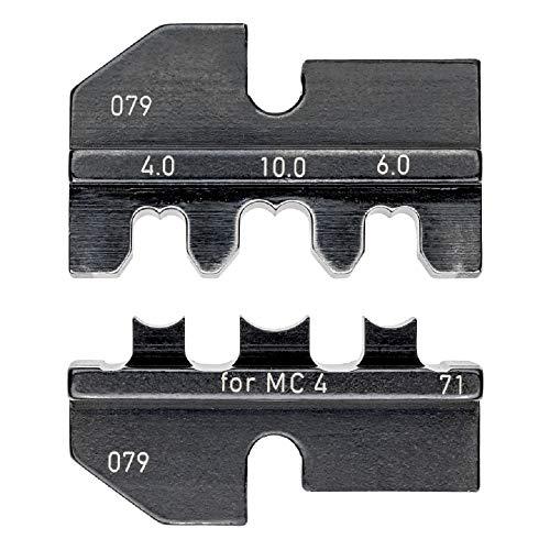 KNIPEX 97 49 71 Crimpeinsatz für Solar-Steckverbinder MC4 (Multi-Contact)