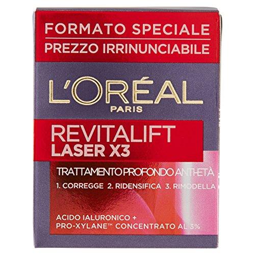 L'Oréal Paris A8523600 Crema Revitalift Laser Giorno Mini POT15