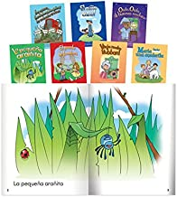 Teacher Created Materials - Classroom Library Collections: Traditional Songs and Poems (Spanish) : Grades PreK-2 -15 Book Set - Grades Prek-K