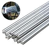10pcs Aluminium Low Temperature <span class='highlight'>Welding</span> Brazing Rod for Repair 3.2 x 230mm