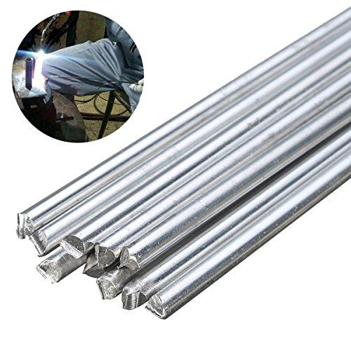 10pcs Schweißen Lötstab Schweißdraht Aluminium Niedrige Temperatur für Reparatur 3.2 x 230mm