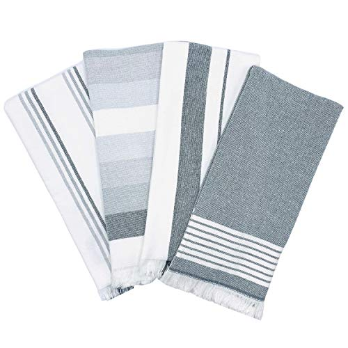 Top 10 Best Selling List for turkish cotton kitchen towels