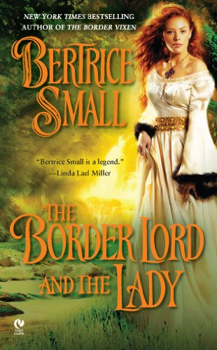 The Border Lord and the Lady (Border Chronicles Book 4) (English Edition)