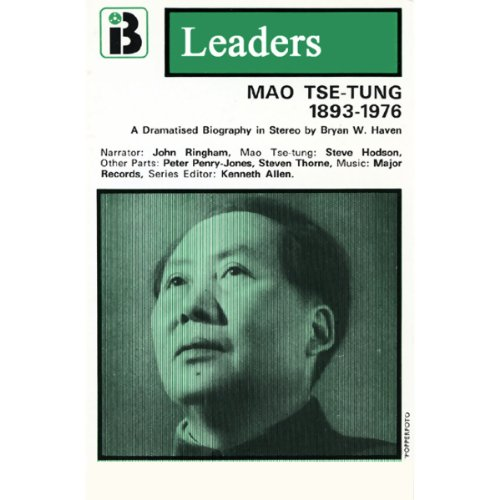 Mao Tse-Tung audiobook cover art