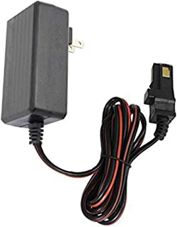 Guy-Tech AC/DC Adapter Charger for Power Wheels J4390 Red Ford Mustang, 6.5 Feet, with LED Indicator