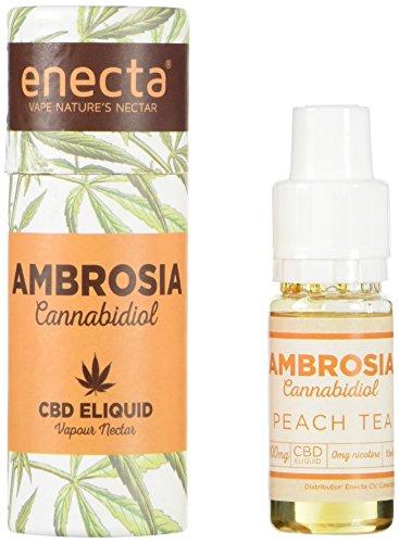 CBD Liquid Enecta Ambrosia Pfirsisch...