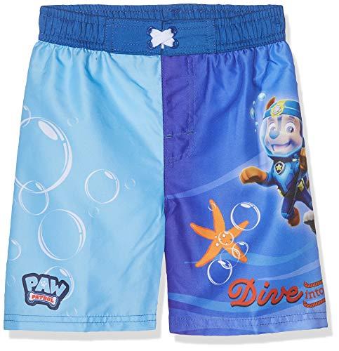 PAW PATROL Jungen 5542 Boxershorts, Blau (Bleu Clair Bleu Clair), 6 Jahre