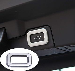 YIWANG ABS chapado en cromo puerta del maletero interruptor