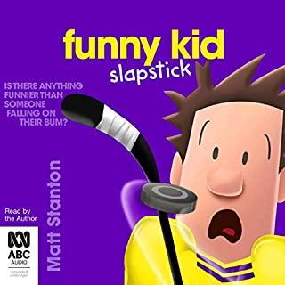 Funny Kid Slapstick cover art