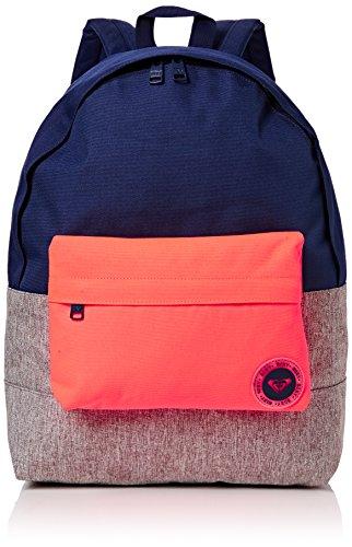 Roxy Damen Backpack Sugar J, blau, 14 x 33 x 46 cm, 16 Liter