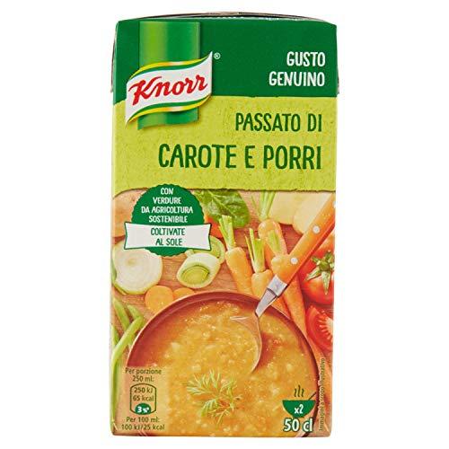 Knorr Passato di Carota e Porri, 500ml