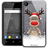Case for 4 inch Wiko Sunny 2, Ultra Slim Christmas 2017