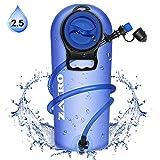 Zacro Poche Hydratation Portable 2.5 litres, Poche a Eau,Réservoir d'eau de...