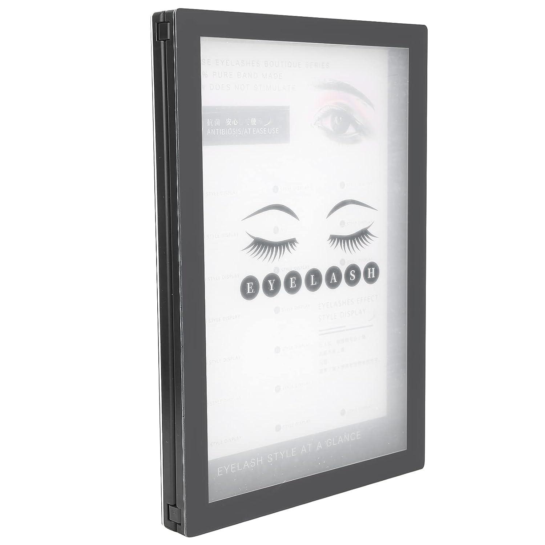 Eyelash Sample Display Box Our shop Seasonal Wrap Introduction most popular Holder Eyel Dustproof