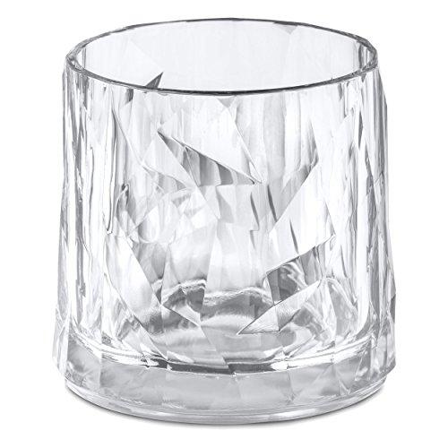 koziol Glas 250 ml CLUB NO. 2, Superglas, crystal clear