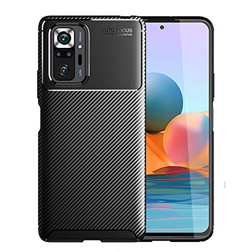 Winble Redmi Note 10 Pro Covers (Armour TPU)