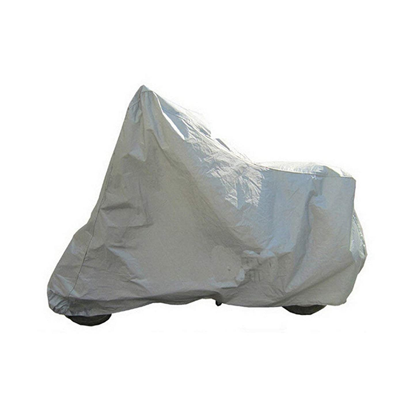 野心インデックス餌Blackfell 完全な保護オートバイカバー抗紫外線防水防塵レインカバーバイク通気性フード屋外屋内テント