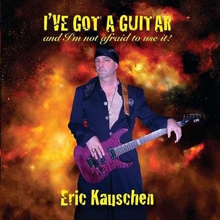 I've Got A Guitar And I'm Not Afraid To Use It!
