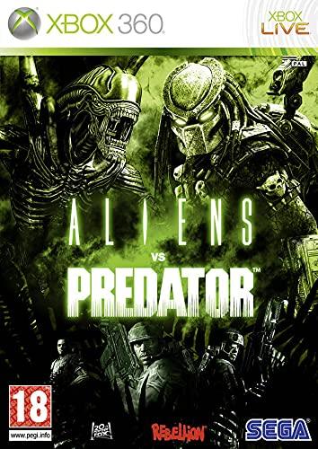 SEGA Aliens vs. Predator (Xbox 360) - Juego (Xbox 360, Shooter, M (Maduro))