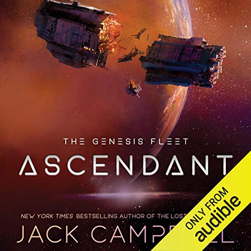 Ascendant: The Genesis Fleet, Book 2 Audiobook By Jack Campbell cover art