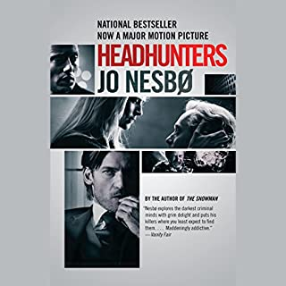 Headhunters audiobook cover art