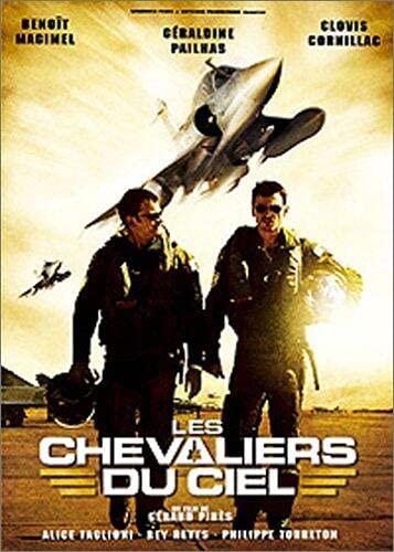 Les Chevaliers du ciel [Francia] [DVD]