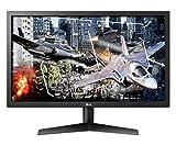 LG 24GL600F UltraGear Monitor Gaming 23.6'  Full HD LED, 1920 x 1080, 1ms, Radeon FreeSync...