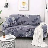 AYWJ Funda De Sofá Elástica con Diseño Elegante Universal Funda Sofá Antideslizante Protector Cubierta De Muebles (Color : Color 24, Size : AA 90-140cm)