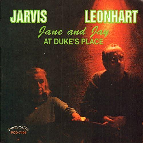 Jane Jarvis & Jay Leonhart