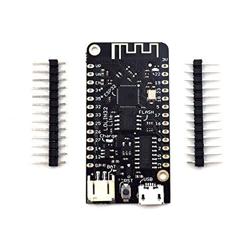ILS - LOLIN32 Lite V1.0.0 Wifi & Bluetooth Board Based ESP-32 Rev1 MicroPython 4MB FLASH
