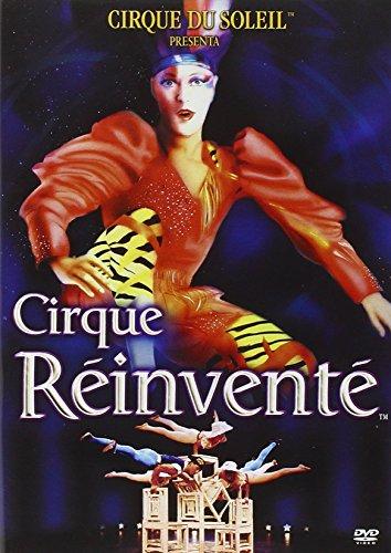 Cirque Du Soleil-Cirque Reinvente