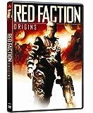 RED FACTION ORIGINS DVD