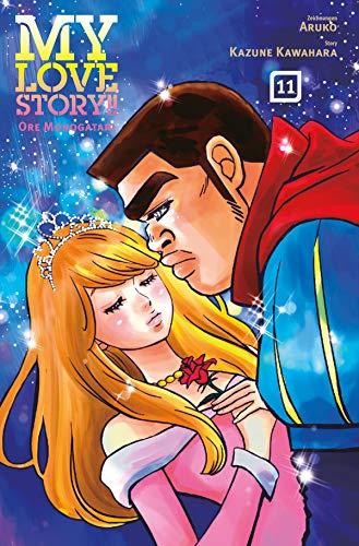 My Love Story!! - Ore Monogatari, Band 11: Bd. 11 (German Edition)