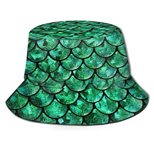 Angeln Hüte Travel Bucket Hats for Girls and Boys, Wide Brim Fitted Boonie Hat Sun Cap