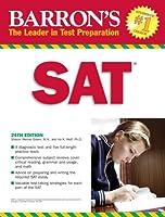 Barron's SAT (Barron's: The Leader in Test Preparation)