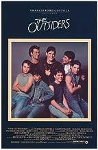 The Outsiders Movie Poster (27 x 40 Inches - 69cm x 102cm) (1982) Style B -(C. Thomas Howell)(Matt Dillon)(Ralph Macchio)(Patrick Swayze)(Diane Lane)(Tom Cruise)