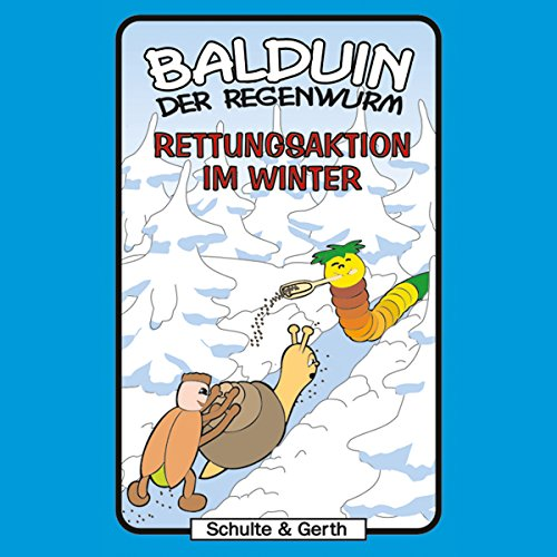 Rettungsaktion im Winter cover art