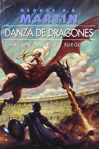Danza de dragones (Omnium): Canción de hielo y fuego/5 (Gigamesh Omni