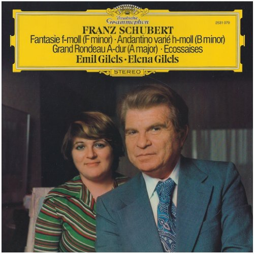 Fantasie F-moll - Andantino Varié H-moll - Grand Rondeau A-dur a.o. [Vinyl LP]