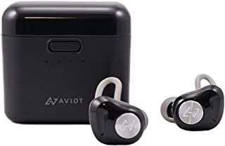 AVIOT アビオット 日本のオーディオメーカー TE-D01d Bluetooth イヤホン 高音質 グラフェンドライバー搭載 完全ワイヤレス QCC3026チップ iPho...