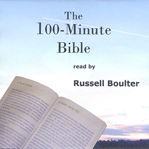 The 100-Minute Bible cover art