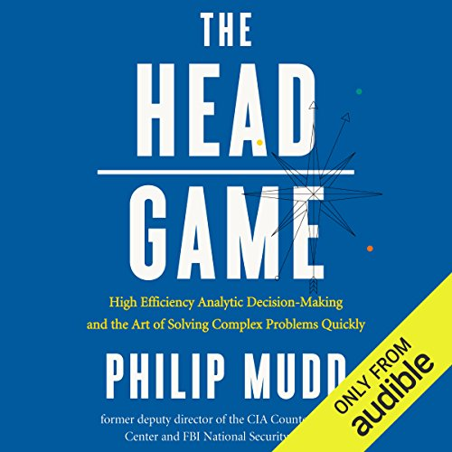 The Head Game audiobook cover art